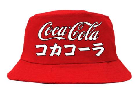 Красная панама Coca Cola Very Rare