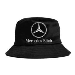 Черная панама Mercedes Bitch Very Rare