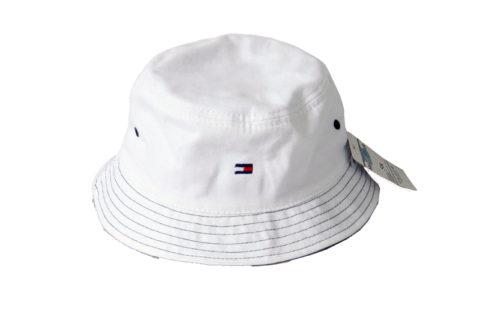 Белая панама Tommy Hilfiger