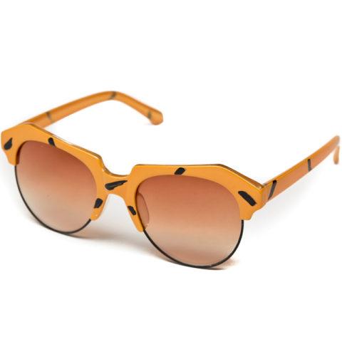 Солнцезащитные очки жёлтые Club