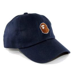 кепка Bape синяя